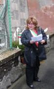 Graziella Leoni, sindaco di Grizzana Morandi