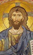 Fig. 15 – Cristo Pantocrator, entro il 1170, Duomo di Cefalù