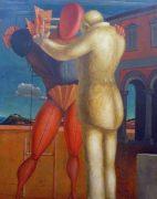 Fig. 5 – De Chirico, Il figlio prodigo, 1922