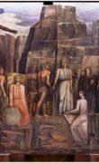 Fig. 9 – Mario Sironi, Murale della sapienza, 1935, Aula magna dell'università La Sapienza di Roma