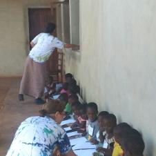 Giovani dehoniani in Mozambico
