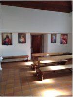 Garbagnate, Cappella del Sacro Cuore