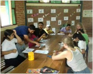 Esperienza in Equador 2018